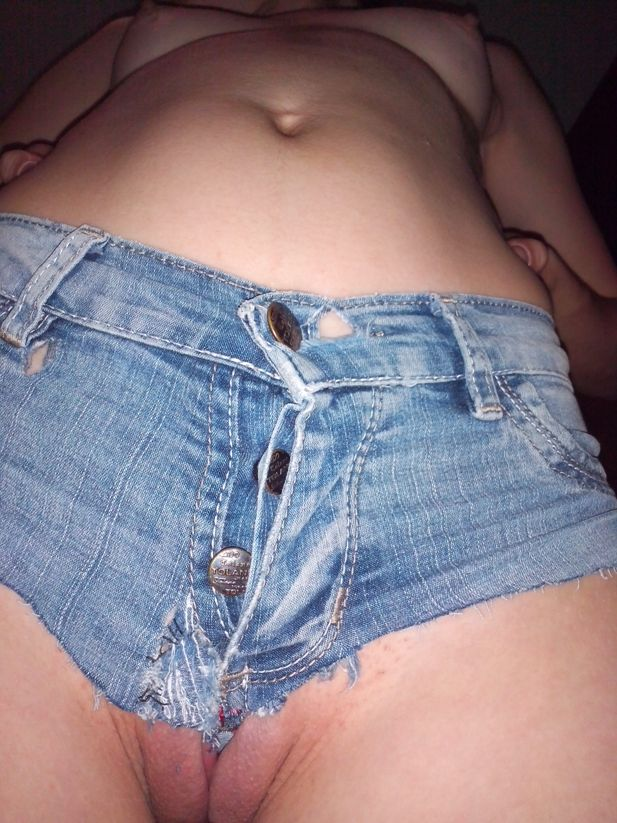 Chica con jeans ajustados girl in tight jeans - 1 part 4